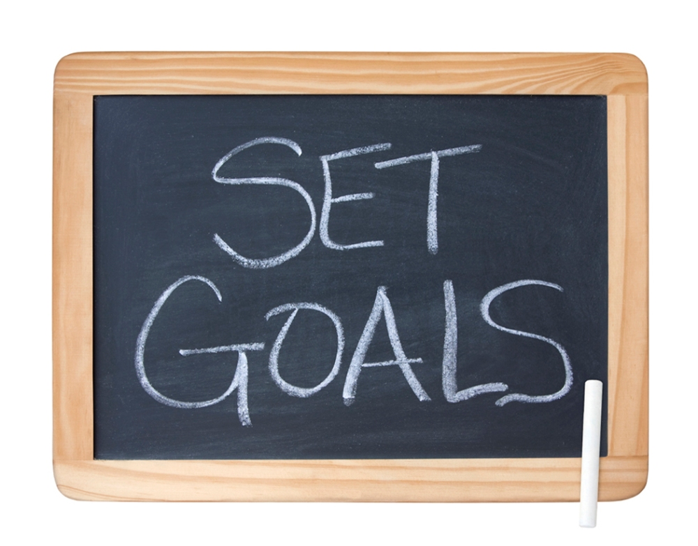 setting a goal for myself and my future My second goal of improving myself and becoming a well known individual will make me a better person by doing these things, i will receive the degree that will not only put me on the right track to my future, but also lead me beyond the career goals that i have set for myself.